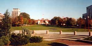 A View of Queens College