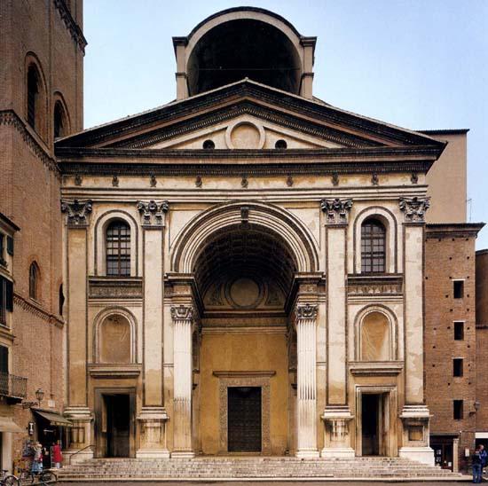 Alberti  Sant Andrea  MantuaSant Andrea Alberti