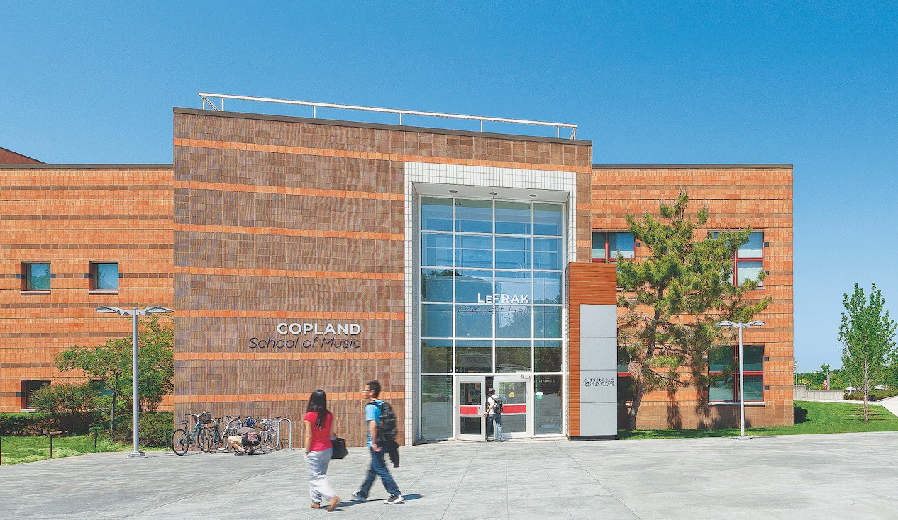Aaron Copland School of Music