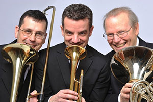 New York Brass Arts Trio Concert & Masterclass